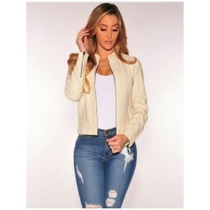 Wilsons Palle leather jacket